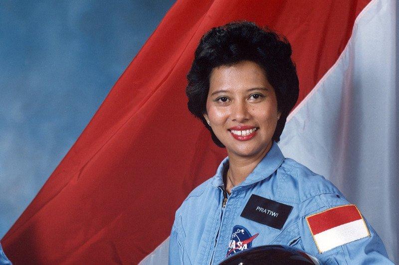 Pratiwi Sudarmono mengungkap persiapan jadi astronaut perempuan pertama