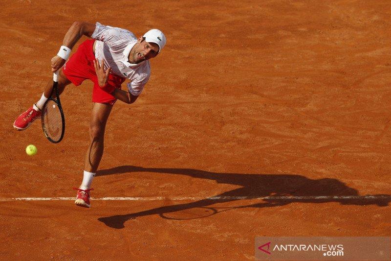 Djokovic selangkah lagi menjuarai Italian Open 2020