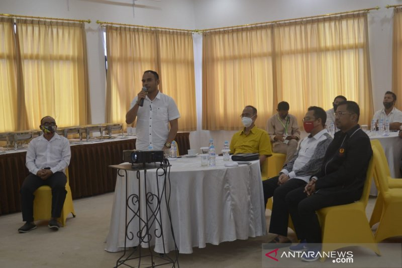 Ketua DPRD buka Kongres Askab PSSI Kotabaru