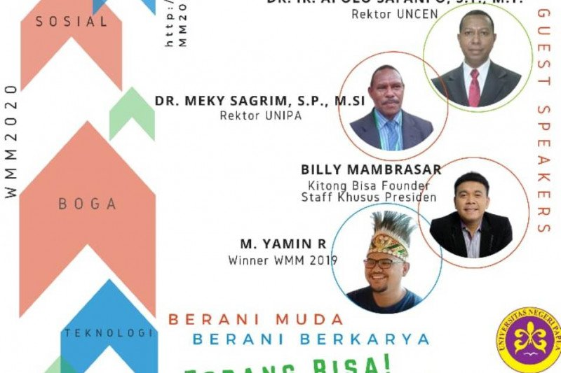 Staf khusus Billy Mambrasar upayakan pengusaha muda Papua dapatkan bantuan