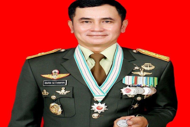 Korban kontak senjata dengan KKSB, Pratu Dwi dimakamkan di Lampung
