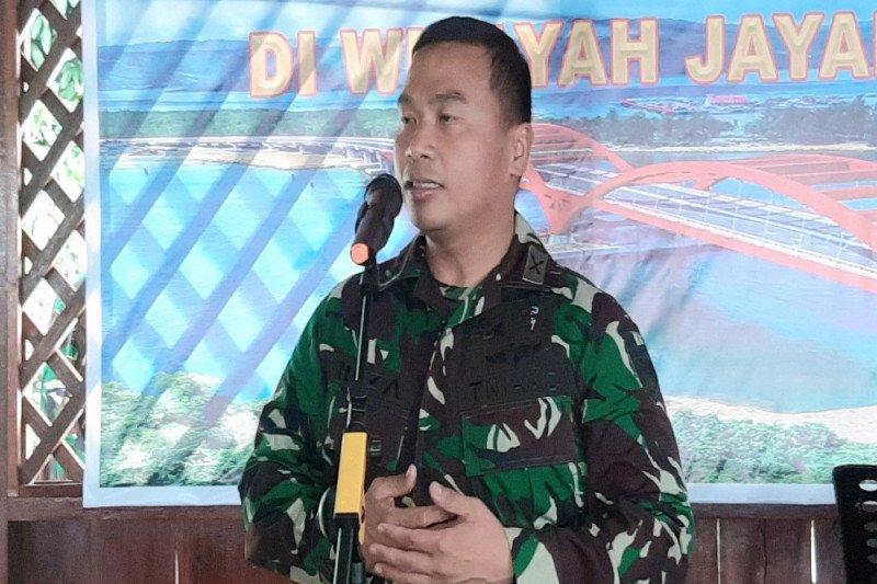 Dua prajurit TNI terbaik gugur dalam tugas di Papua