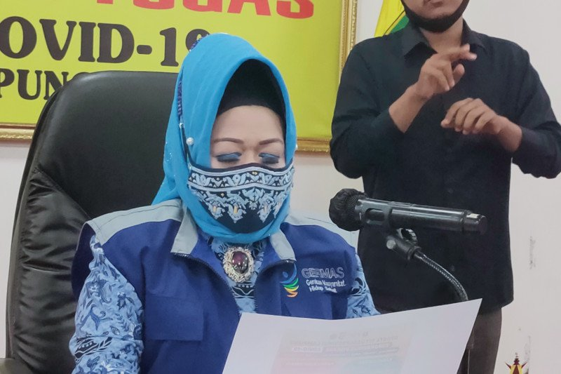 Dinkes Lampung sarankan pemakaian berlapis masker scuba
