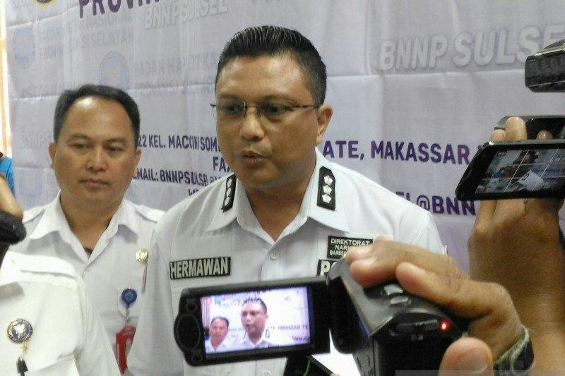 Polres Bulukumba tangkap oknum polisi karena sabu-sabu