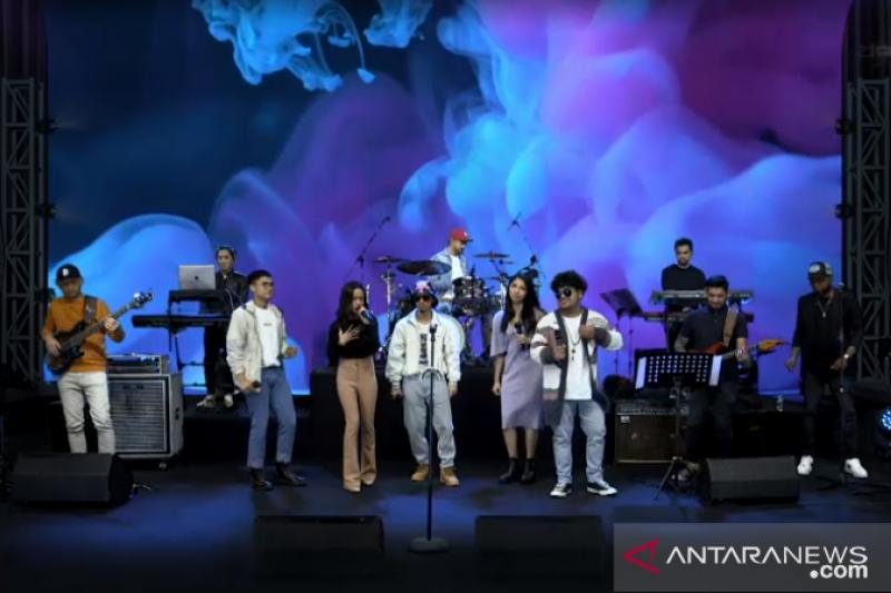 Konser virtual jaga kreativitas musisi saat pandemi COVID-19