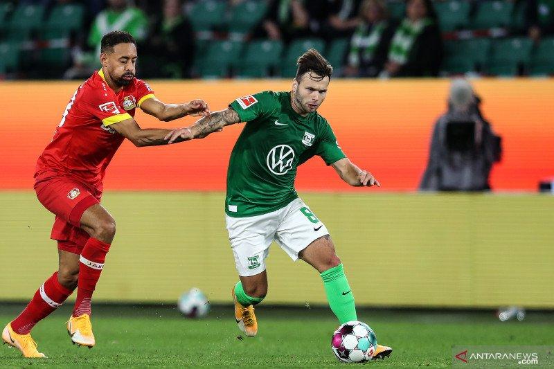 Wolfsburg kontra Leverkusen berakhir imbang tanpa gol 0-0