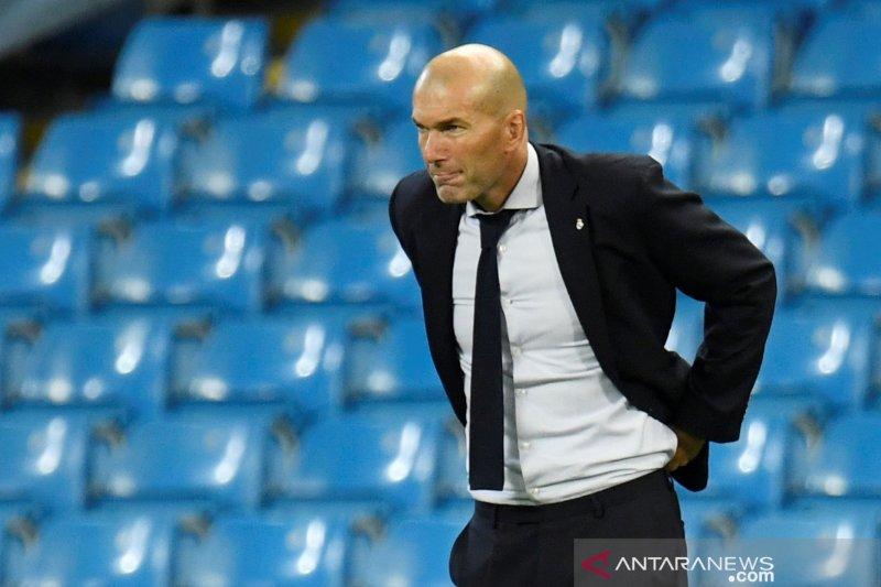 Lini serang tumpul, Zidane bela keputusannya tak turunkan Luka Jovic