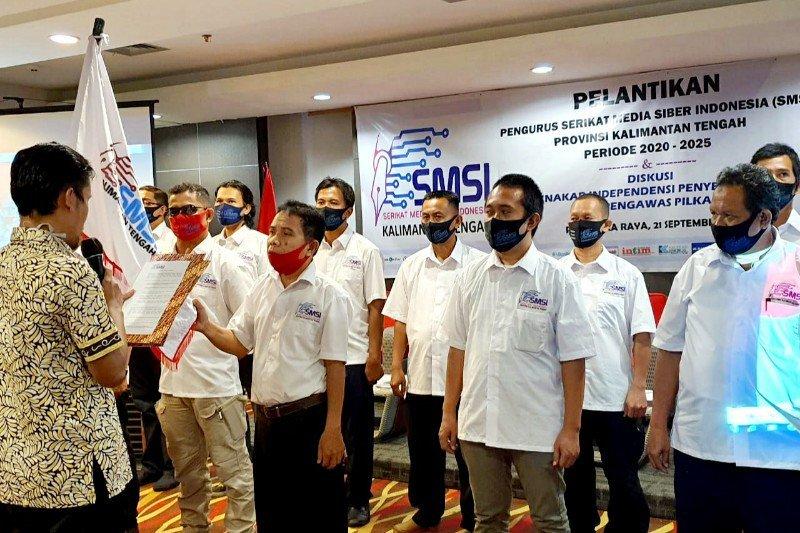 SMSI : Media miliki peran penting menyukseskan pilkada