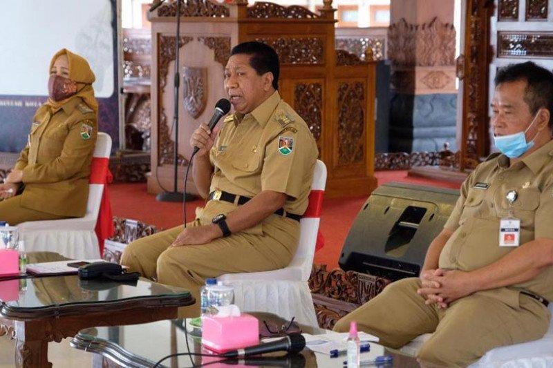 Lurah di Magelang diinstuksikan tegas terhadap warga langgar protokol kesehatan
