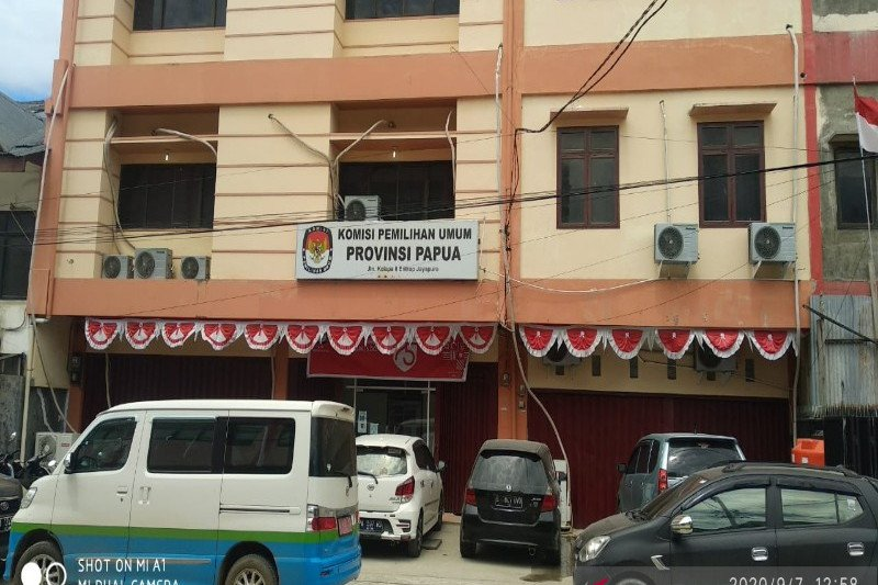 DPS  11 kabupaten peserta pilkada di Papua capai 1.068.590 orang