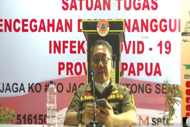 Jubir Silwanus: Kasus konfirmasi positif COVID-19 di Papua capai 5.046 orang