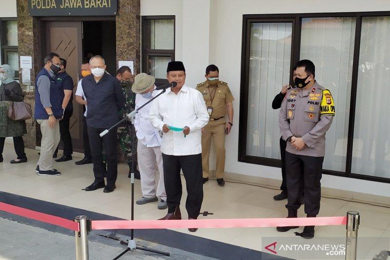 Pemprov Jawa Barat gencarkan olahraga masyarakat guna tingkatkan imunitas