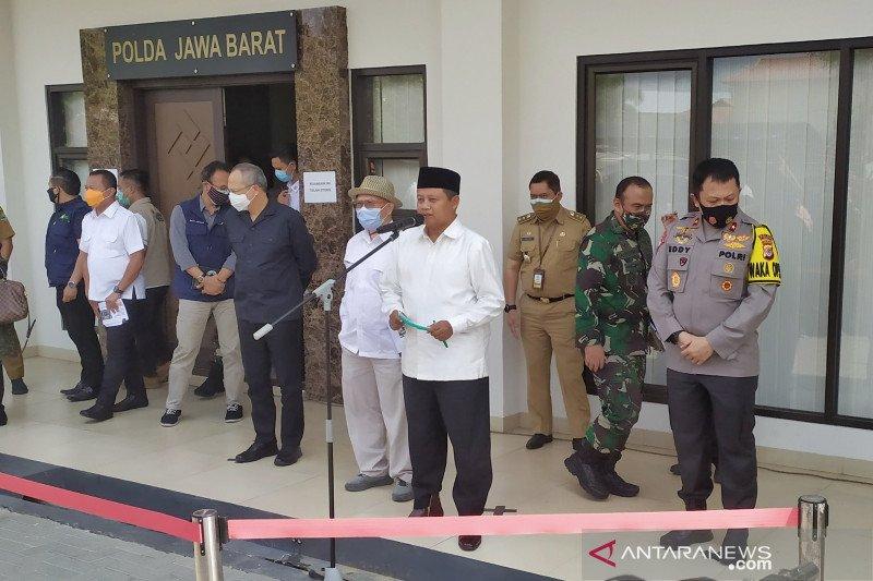 Pemprov Jawa Barat perkuat aturan disiplin protokol kesehatan dengan perda