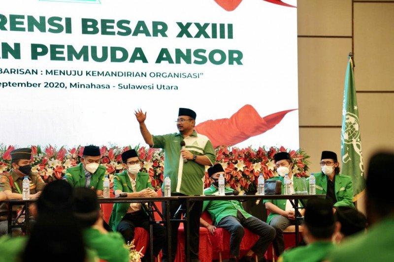 Konbes XXXIII GP Ansor hasilkan rekomendasi penanganan COVID-19