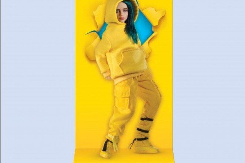 Billie Eilish hadirkan koleksi mainan terinspirasi video musik