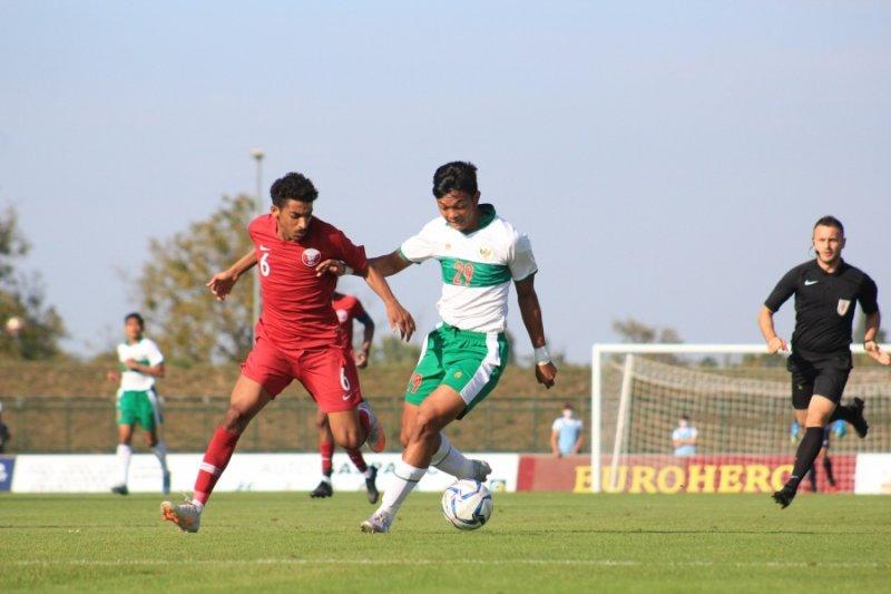 Shin Tae-yong sayangkan timnas U-19 kebobolan di menit akhir kontra Qatar