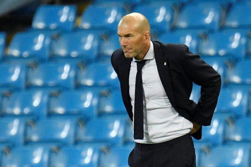 Ini kata Zidane usai Madrid dipermalukan Cadiz