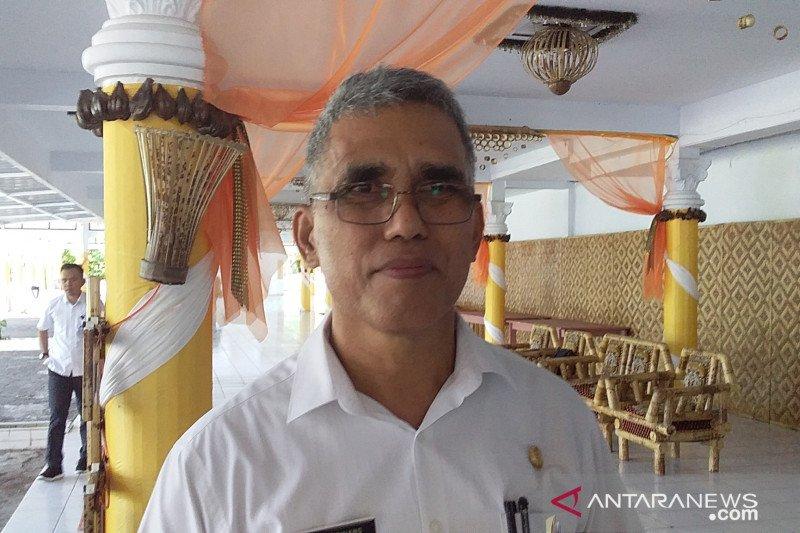 Satgas COVID-19 di Sangihe membantu pelanggan PDAM kurang mampu