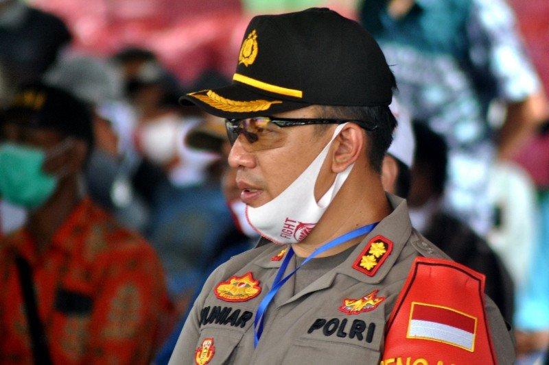 Polres Pulpis kawal pelaksanaan pilkada terapkan protokol kesehatan