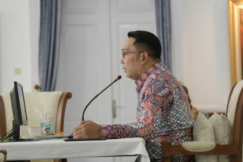 Ridwan Kamil instruksikan Wagub Jabar tinjau banjir bandang di Sukabumi