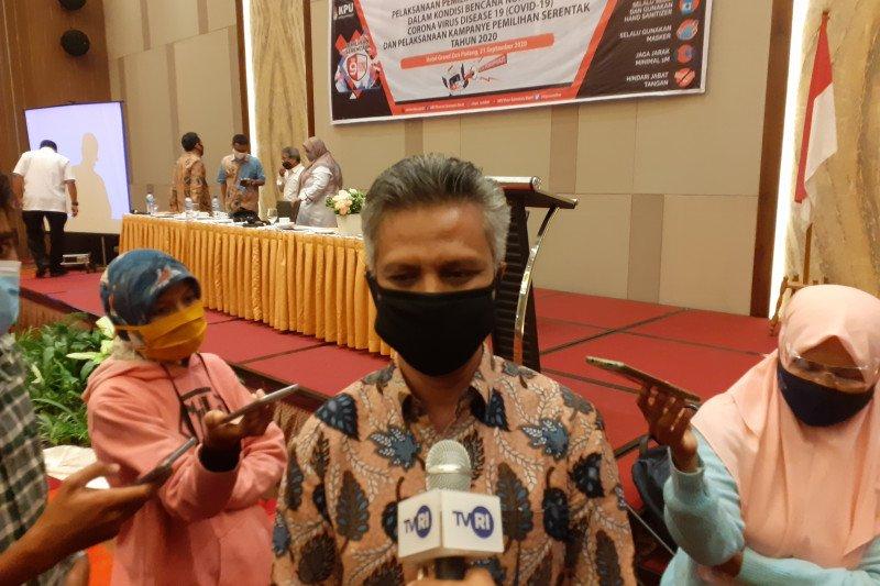 KPU : Penetapan pasangan calon Gubernur dan Wagub Sumbar dilakukan tertutup