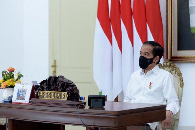 """Presiden Jokowi memerintahkan penyusunan rencana induk """"food estate"""""""