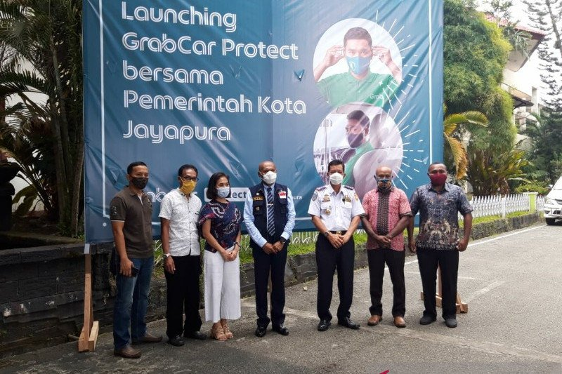 Pemkot Jayapura minta transportasi daring utamakan protokol kesehatan COVID-19