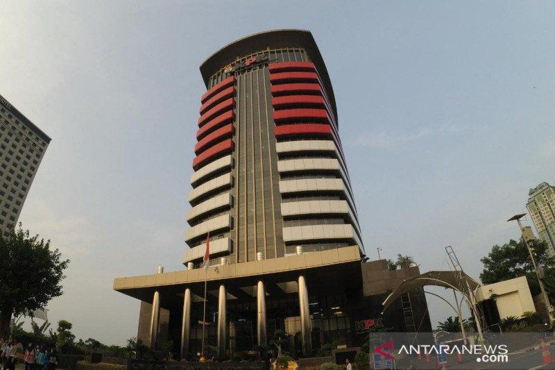 KPK resmi lantik Direktur Penyidikan dan 11 pejabat struktural