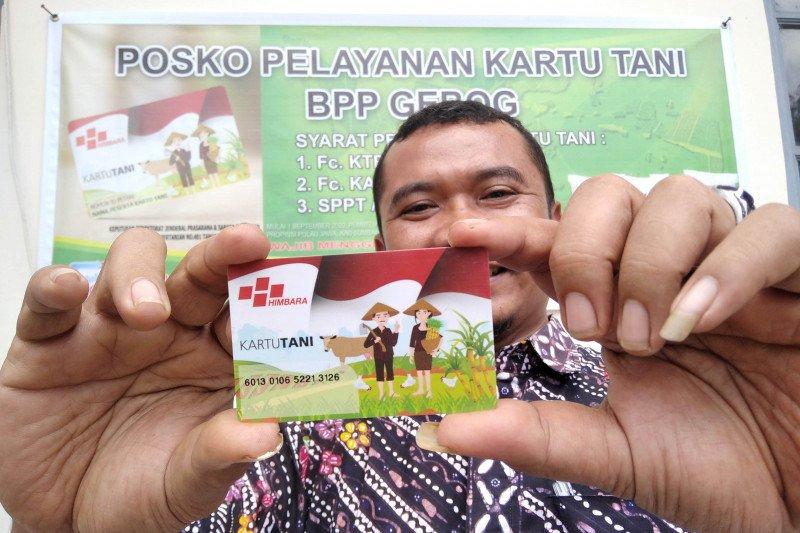 Pupuk Indonesia terbitkan kebijakan produsen dukung Kartu Tani