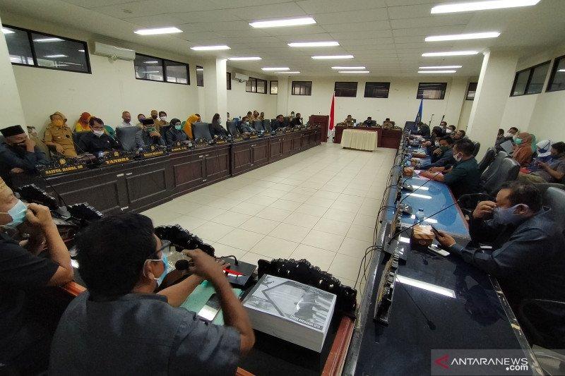 Fraksi Gerindra  harapkan APBD-P Parigi Moutong untuk pemulihan ekonomi