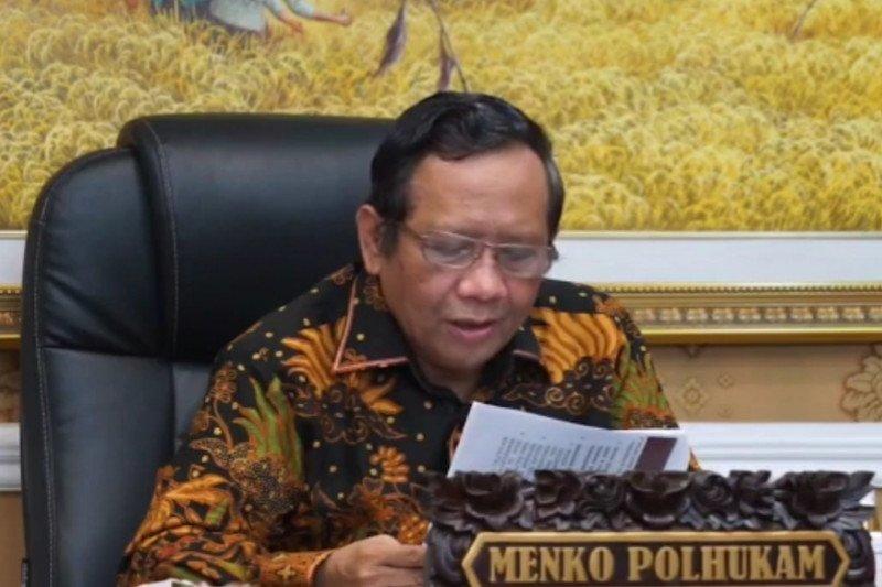 Menko Polhukam: Pemerintah tidak ingin pimpinan 270 daerah dijabat Plt