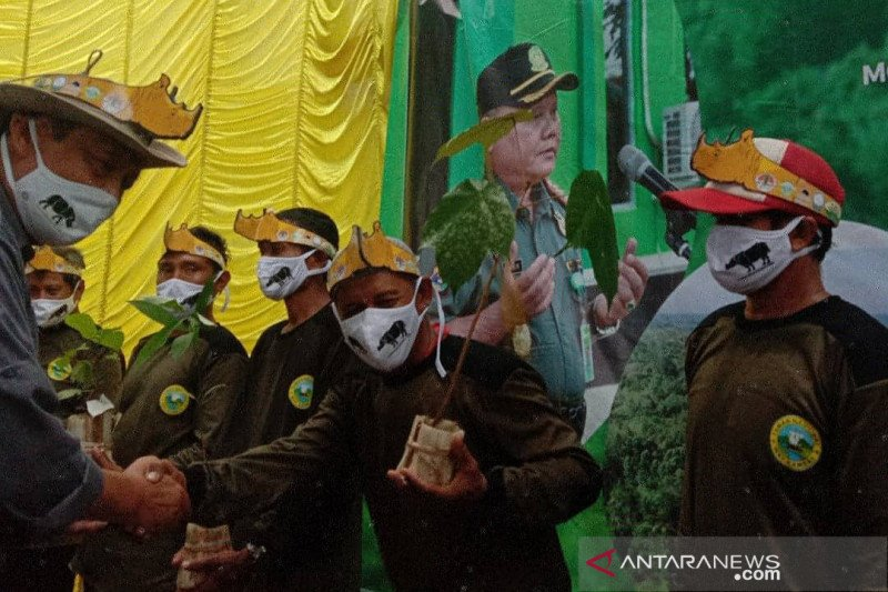 Kerja keras Indonesia menyelamatkan badak diapresiasi lembaga dunia