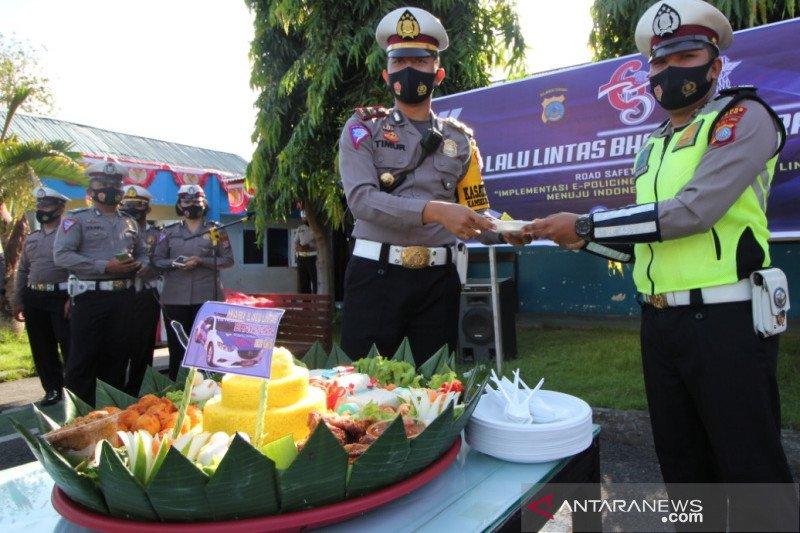 Kasat Lantas ajak warga Kota Palu taati protokol kesehatan