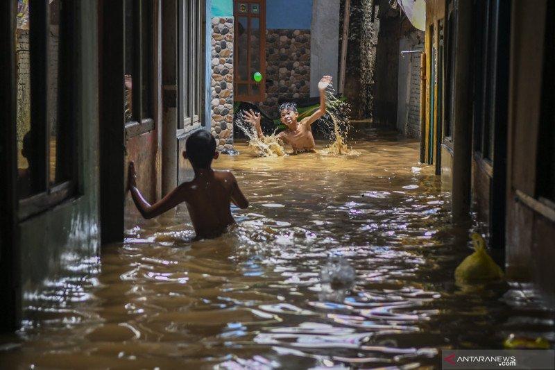 BPBD: Tinggi muka air masih aman namun warga Jakarta harus tetap waspada