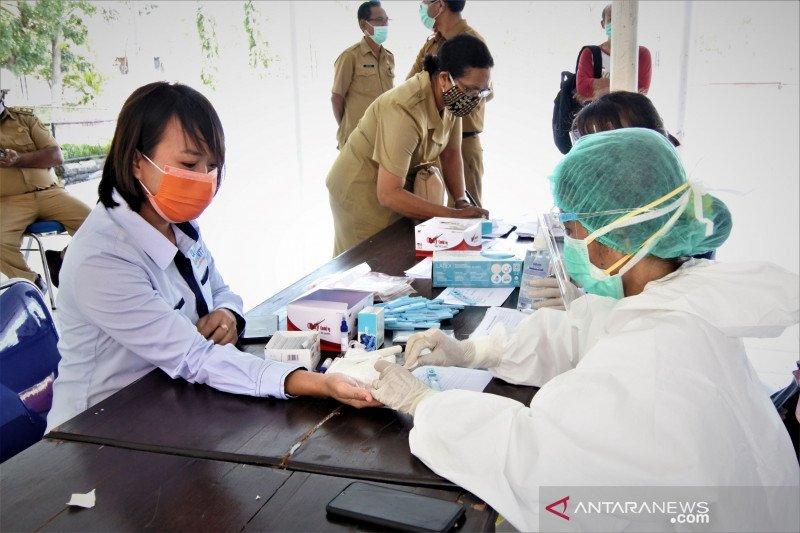 ASN Kota Kupang lakukan rapid test