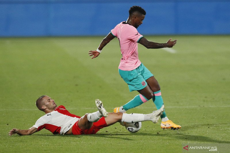 Nelson Semedo hengkang dari Barcelona