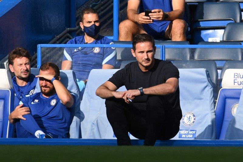 Frank Lampard ajak Liga Premier Inggris membantu klub divisi bawah