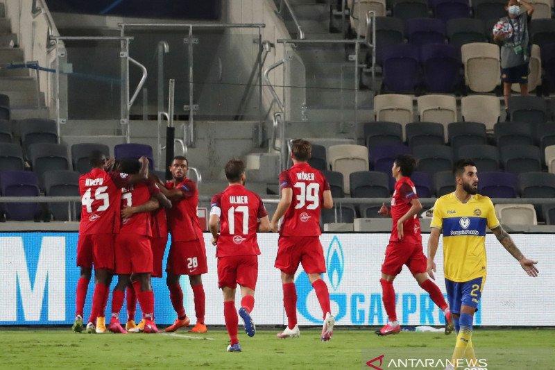 Playoff Liga Champions, Salzburg dan Krasnodar raih kemenangan