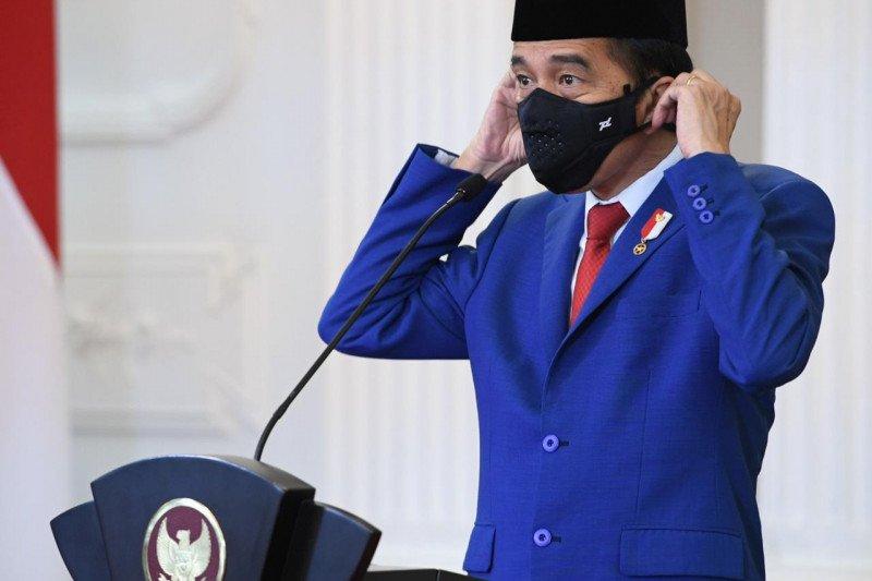 Presiden Jokowi tegaskan perlu kesetaraan akses vaksin COVID-19 di Sidang PBB
