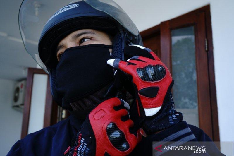 Lima perlengkapan wajib berkendara dari AHM