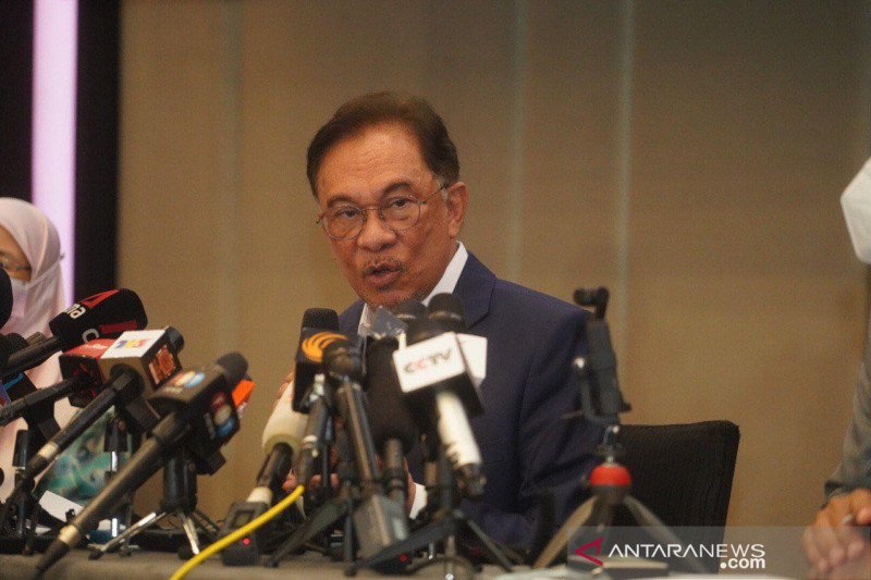 Anwar Ibrahim umumkan dukungan parlemen bentuk pemerintahan