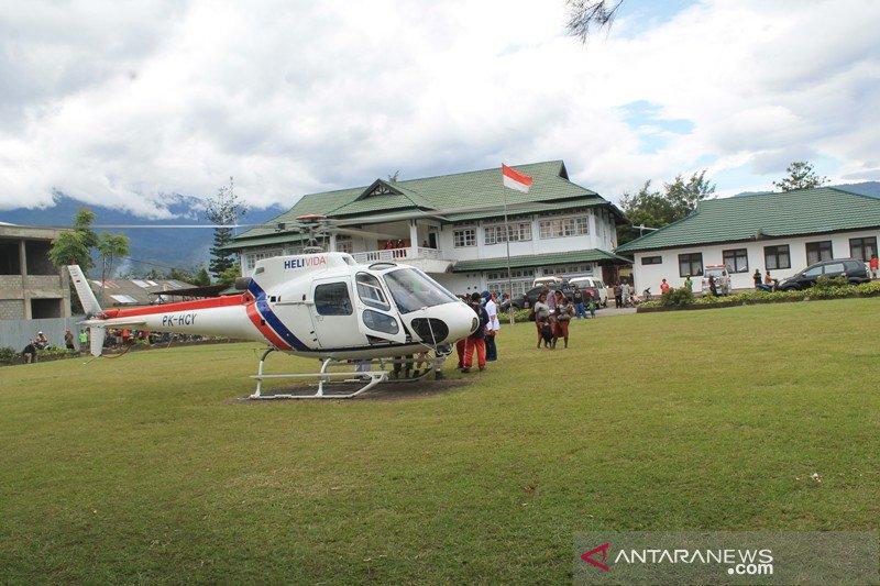 Pemkab Jayawijaya rawat pasien COVID dari kabupaten tetangga