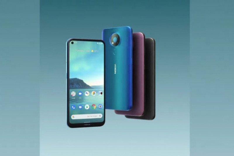 Ponsel baru Nokia 2.4 dan 3.4 hadir dengan harga terjangkau