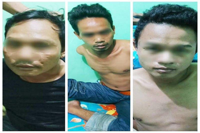 Polres Barut ringkus komplotan pencuri uang Rp80 juta di Kalbar