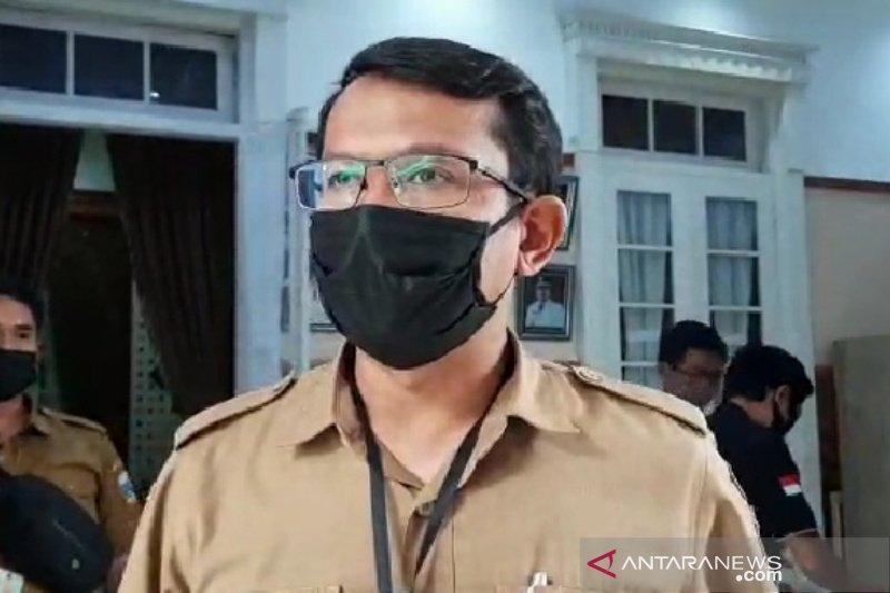 Wakil Bupati Garut sarankan warga hindari pakai masker scuba