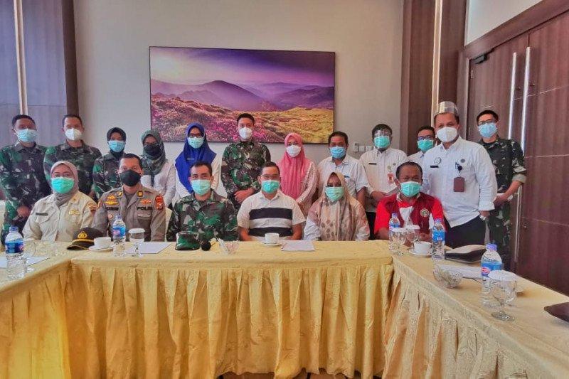 Rumah Sakit Galang  tidak lagi dapat menampung  pasien terjangkit corona