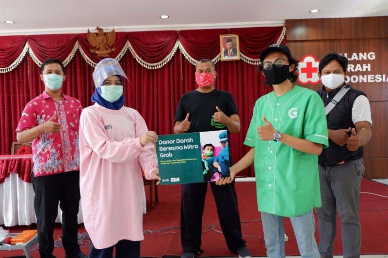 Grab Indonesia gandeng mitra pengemudi menjadi pendonor darah