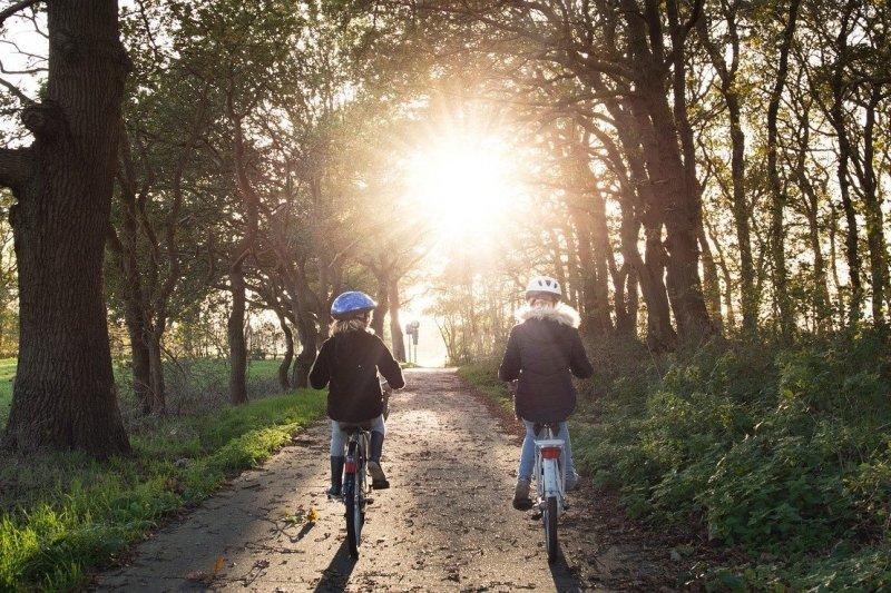 Ini manfaat bersepeda bagi kaum muda