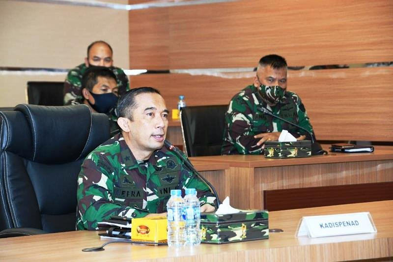 Kadispenad Brigjen Nefra: Pejabat penerangan harus bertindak cepat dan responsif