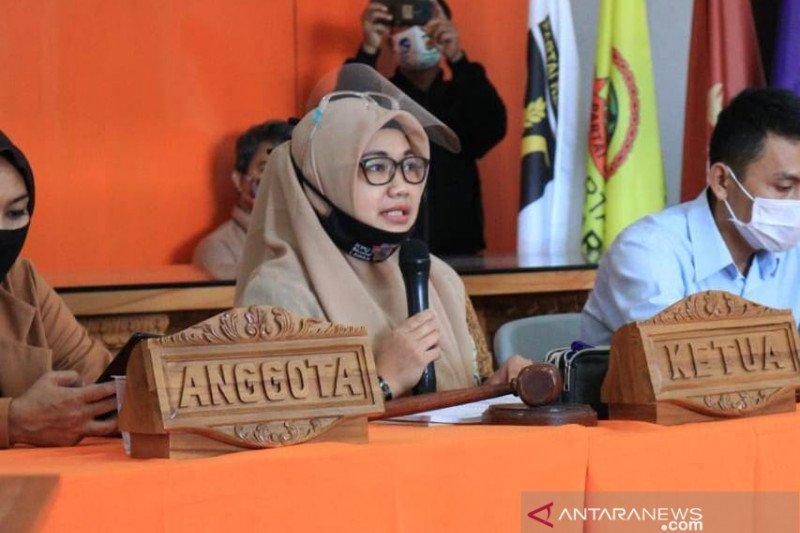 KPU tetapkan empat pasangan calon yang maju Pilkada Cianjur 2020